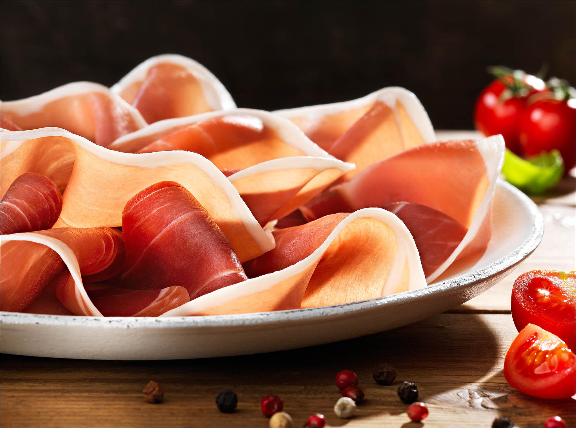 Andrea Sudati fotografo food prosciutto | Andrea Sudati Photo Studio