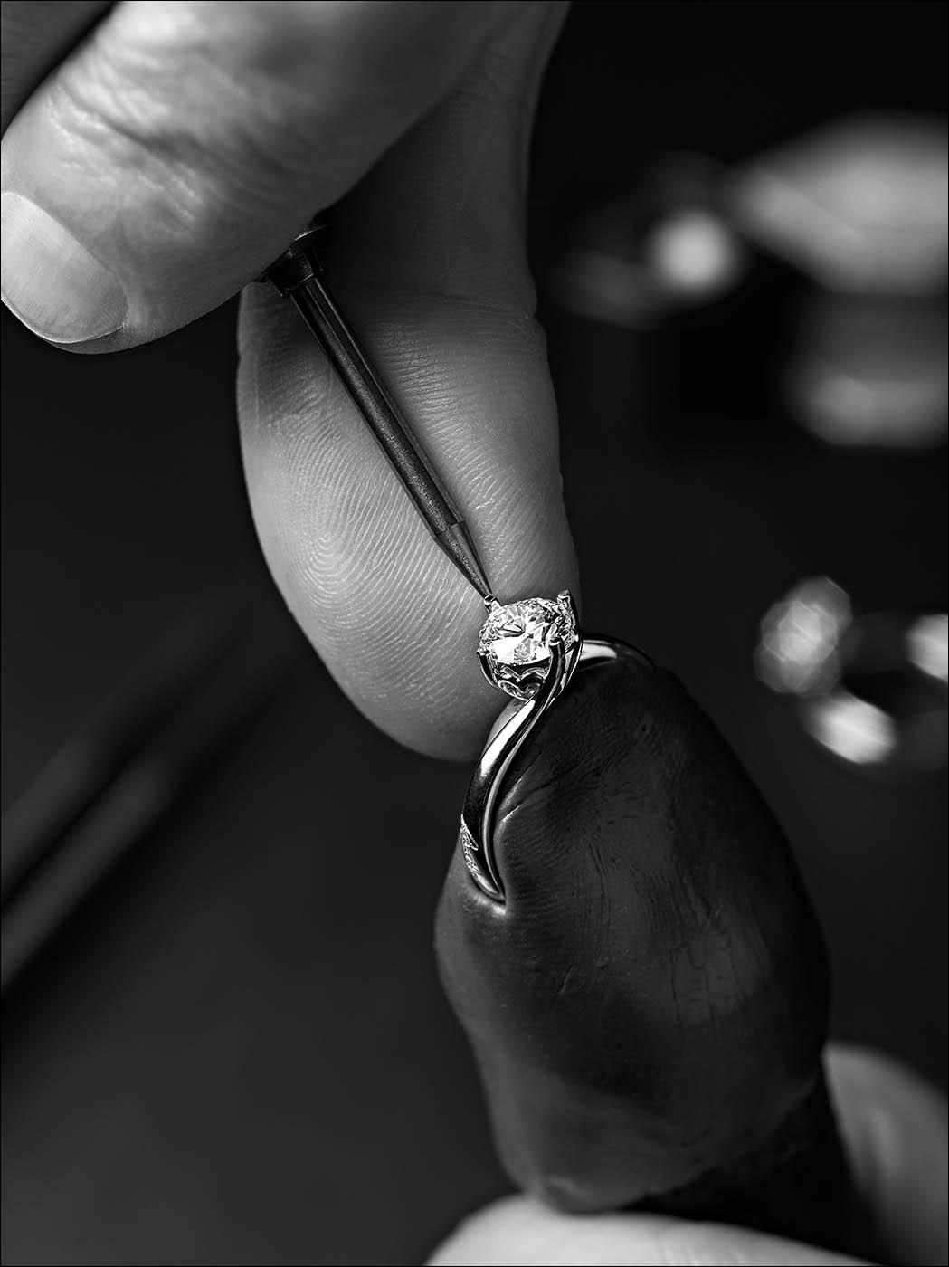Fotografie di still life gioielli e prodotti luxury | Andrea Sudati Photo Studio