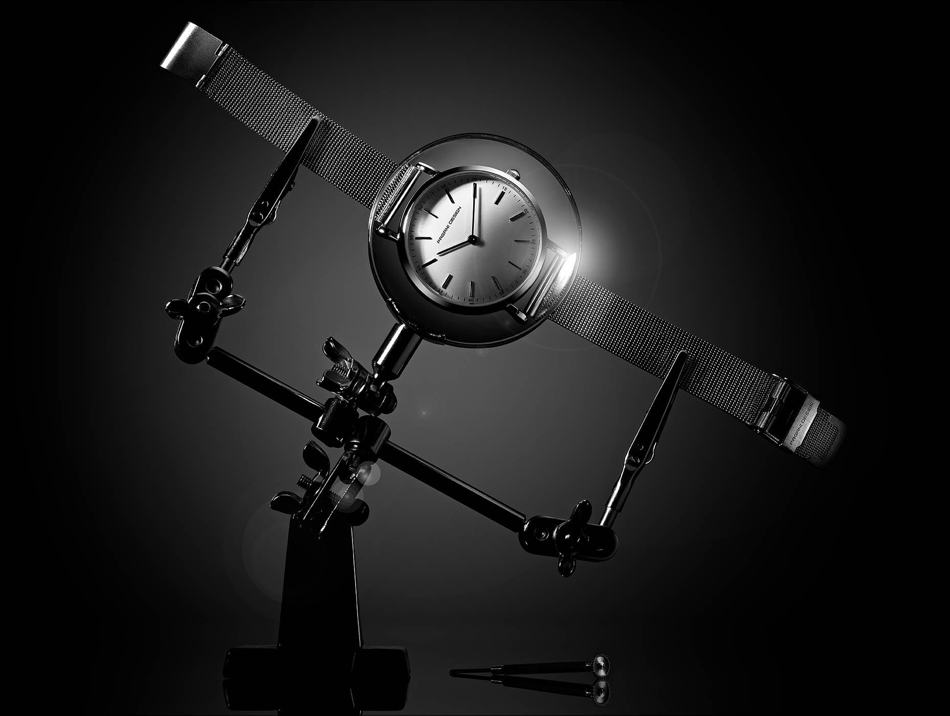 Fotografo still life orologi bn | Andrea Sudati