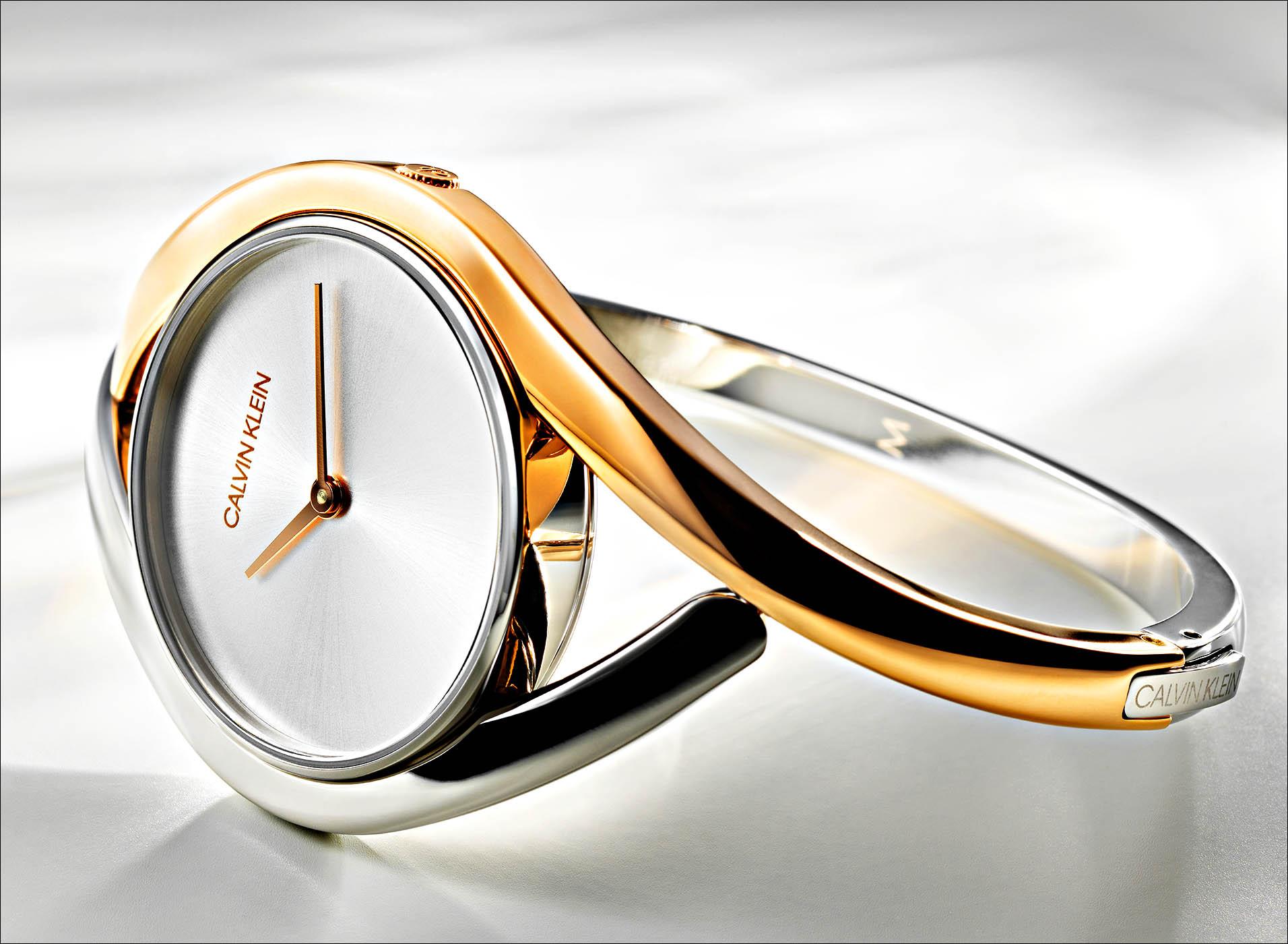 Fotografo still life orologi donna Calvin Klein | Andrea Sudati