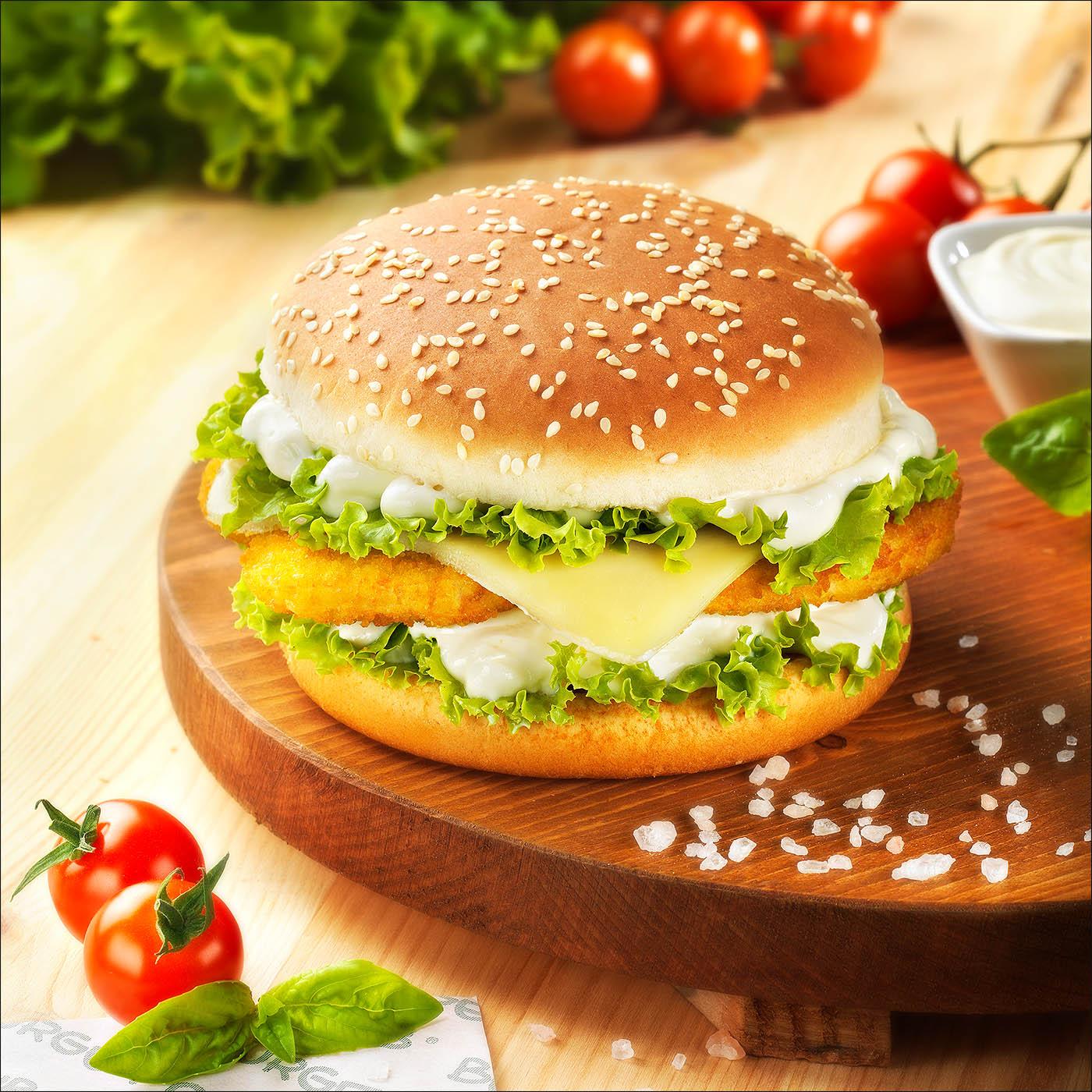 Fotografia campagne pubblicitarie hamburger | Andrea Sudati Photo Studio