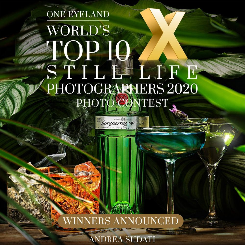 Andrea Sudati fotografo still life, food, beverage, gioielli, milano