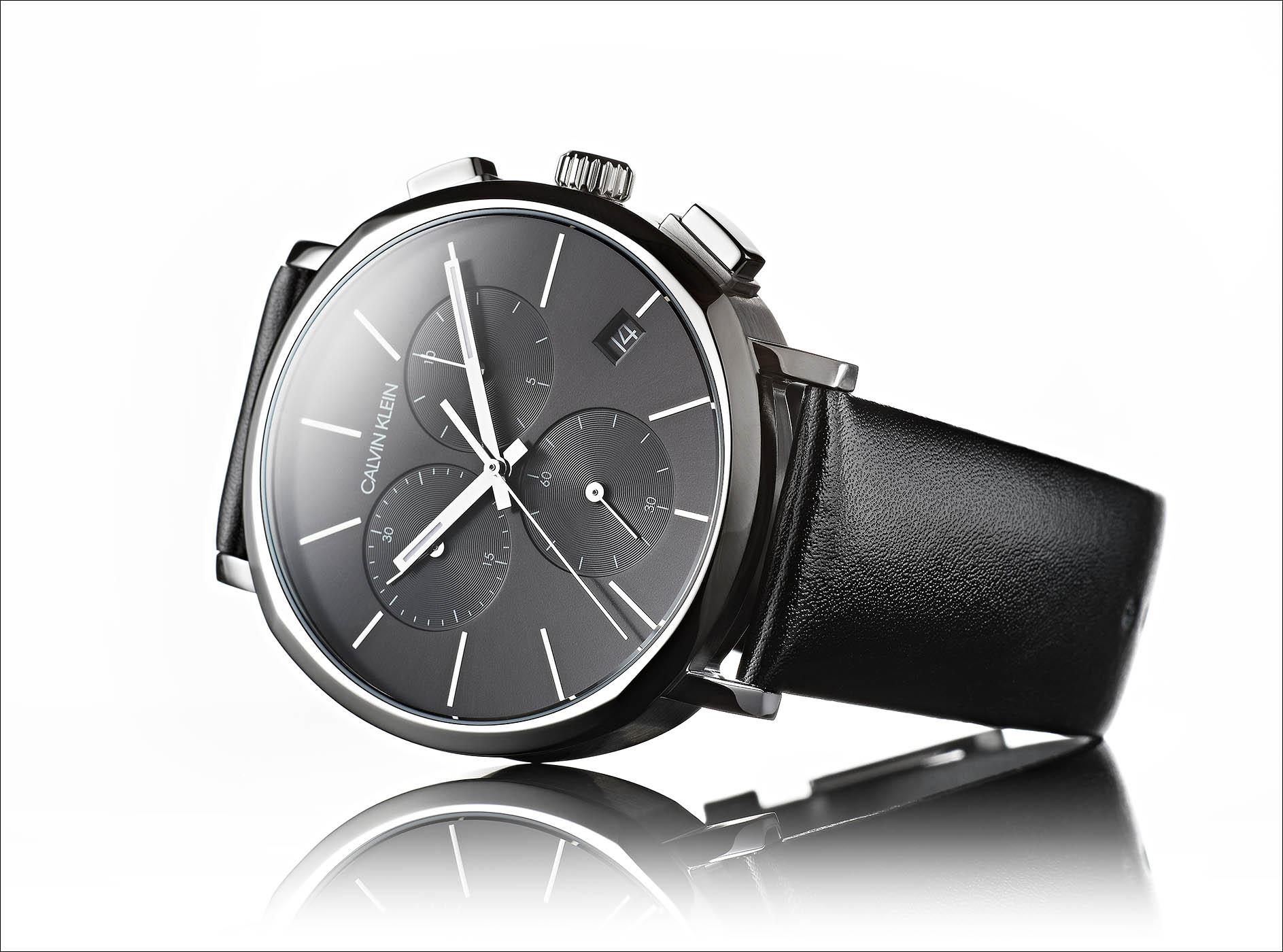 Fotografo still life orologi uomo Calvin Klein | Andrea Sudati